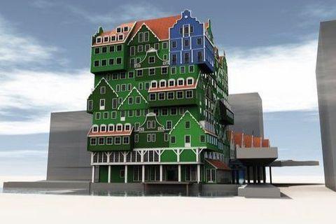 Inntel Hotels en Zaandam |
