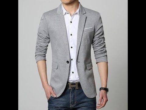 تنسيق بليزر رجالي كاجوال Youtube Mens Blazer Jacket Mens Casual Suits Business Casual Men