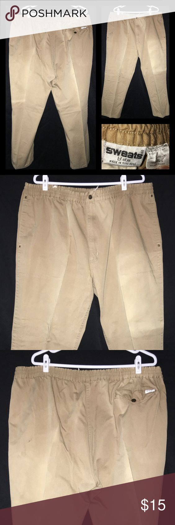 Perfect Brown Pants Mens