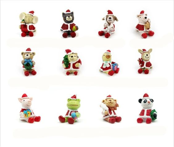 Our Christmas Friends...available December 2015