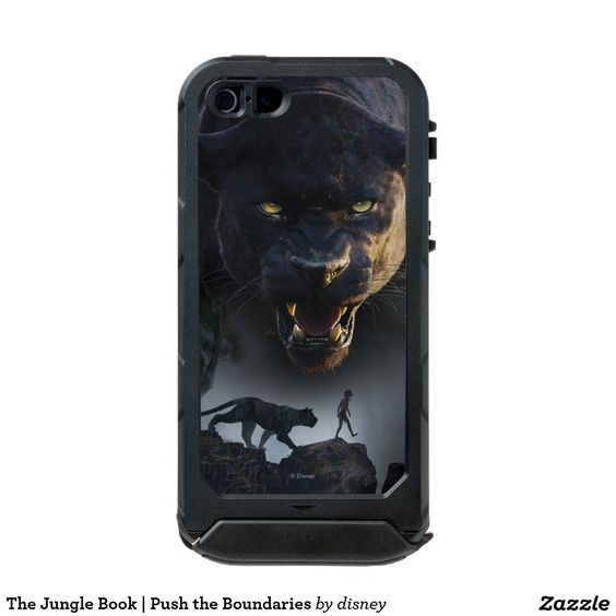 The Jungle Book | Push the Boundaries Waterproof Case For iPhone SE/5/5s