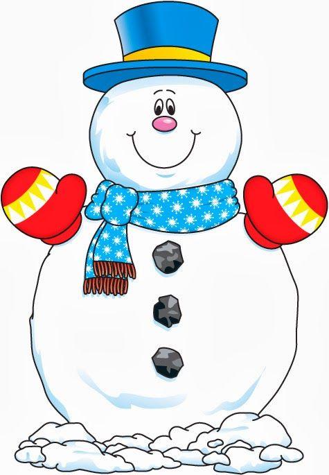 google clip art snowman - photo #2