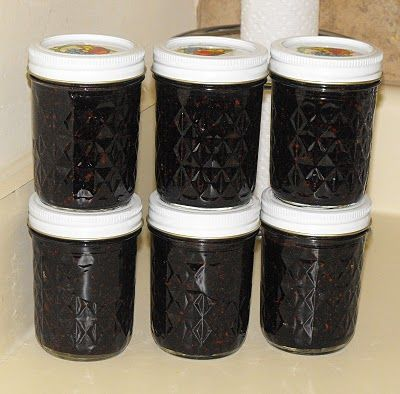 Secrets of a Southern Kitchen: Blackberry Freezer Jam--No Cooking Necessary!