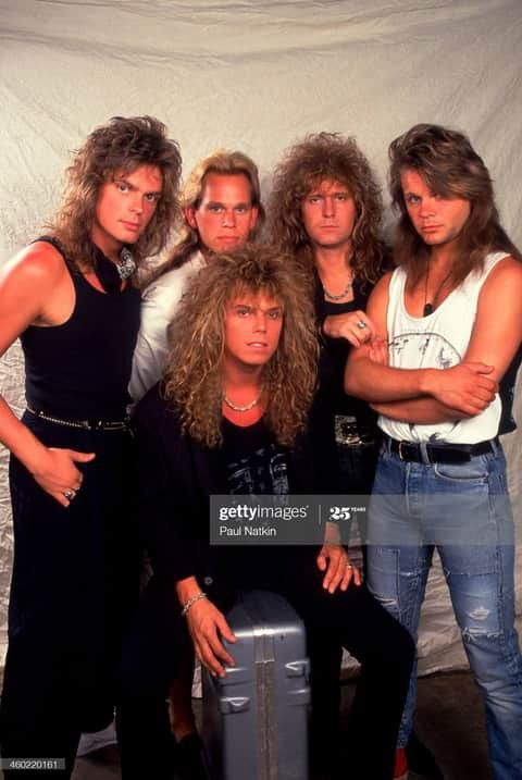 Pin By Geertje On Europe Europe Band Joey Tempest Best Classic Rock