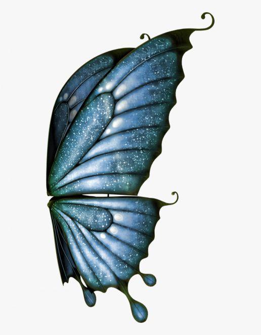 10 Butterfly Wings Png Wings Png Butterfly Wings Blue Butterfly Wings