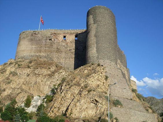 Oltu Kalesi, Erzurum, Turquía
