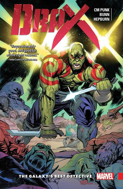 Drax el Destructor Comics