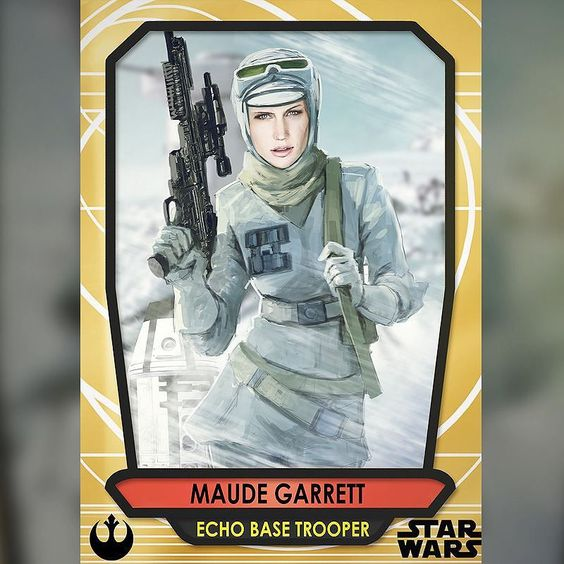 Dont know about but ill play in @maudegarrett  team in hoth for #battlefront  #starwars  #rebel by jesuscristter