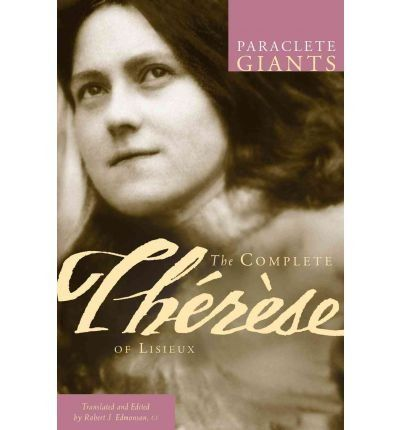 { THE COMPLETE THERESE OF LISIEUX PARACLETE GIANTS } By Therese Author Dec - 2009 Paperback: Amazon.de: Therese: Bücher