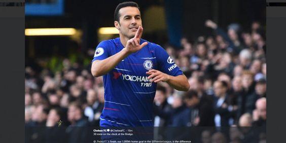 Chelsea berhasil meraih kemenangan saat menjamu Fulham pada laga Liga Inggris pekan ke-14.  Pada laga yang dihelat di Stadion Stamford Bridge tersebut, Chelsea berhasil menang dengan skor 2-0.  #beritabola #infobola #duniabola #cuplikangol