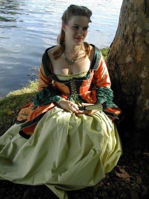 Les robes de Meliel