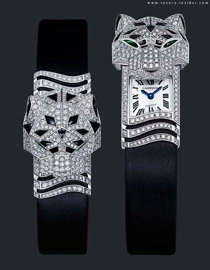 Cartier Watch   #cartier #leopard #watch #best #highend #hautehorlogerie #diamonds #diamondwatch #ladies