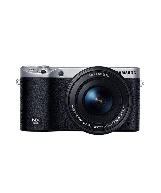 NX500, $800, SAMSUNG, samsung.com Photo Gadgets For The Amateur Photographer - DuJour
