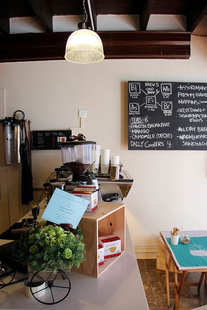 Coffees Places and Bakeries in Singapore: Drury Lane Cafe