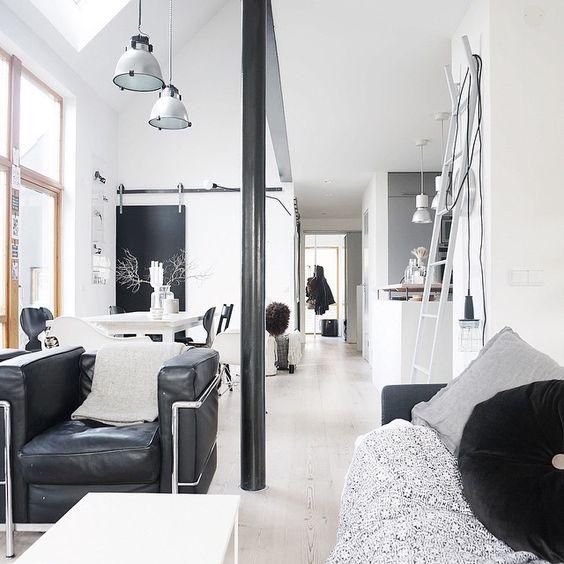 Modern white space