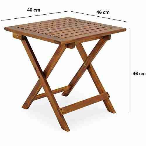 55 Nice Table Bois Pliante En 2020 Table Pliante Bois Table
