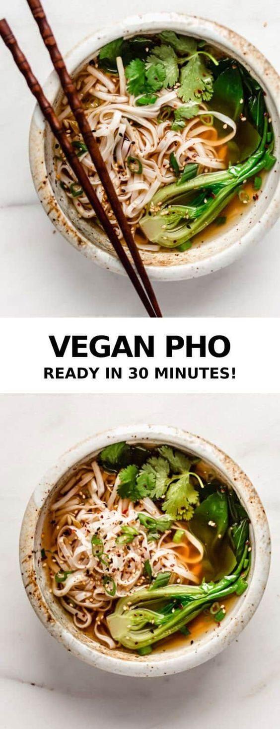 Vegan Pho