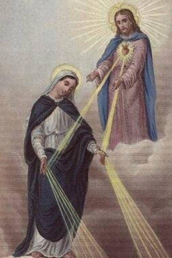 Veneration of Mary in the Catholic Church