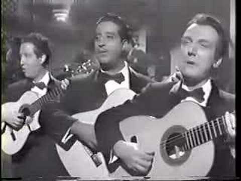 Trio Los Panchos - Bolero de Amor