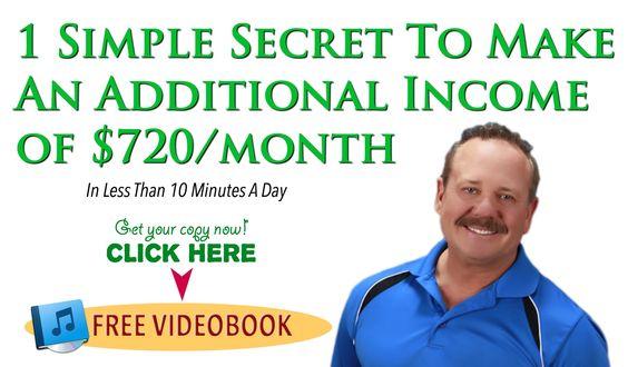 1 simple secret