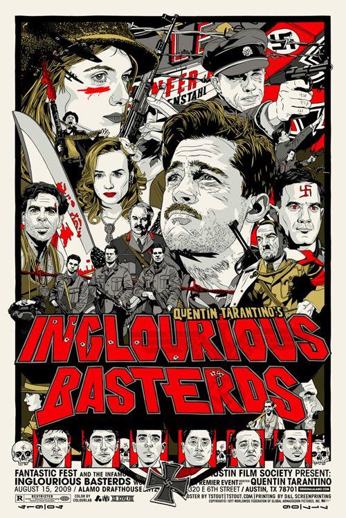 Des affiches de films alternatives