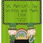 This is a fun St Patrick's Day package.  You can use this for centers or for class instruction.  Your students will have tons of fun creating their...