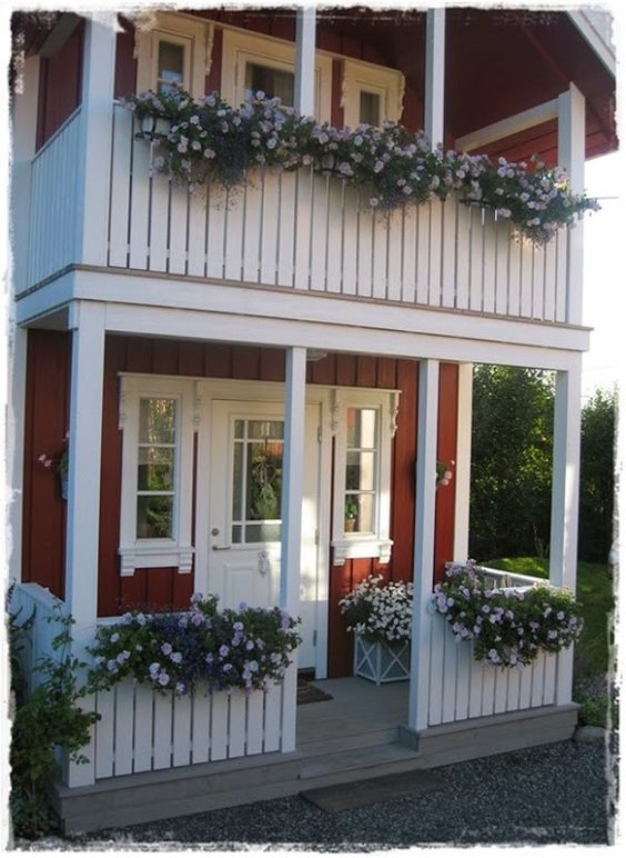 Best Picket Fence Porch Railing Landscaping My House 640 x 480