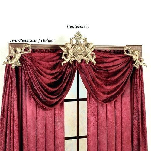 Unique Window Scarf Holder Ideas Pics Elegant Window Scarf Holder