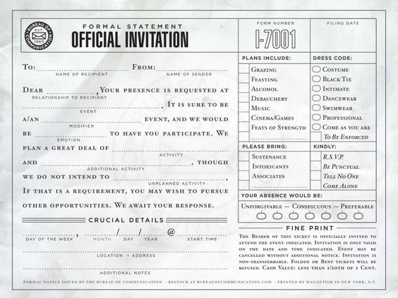 invite, but for a girl Oh Baby! Pinterest Babies - statement form