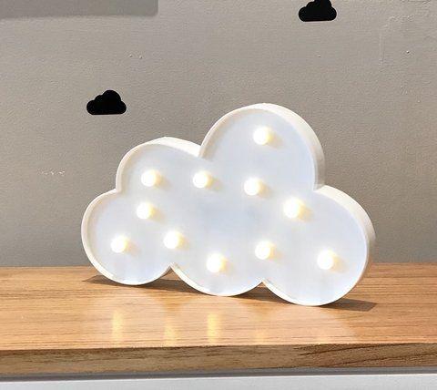 Lámpara Nube Comprar En Dyc Muebles Lampara Nube Led A Pilas Lámpara
