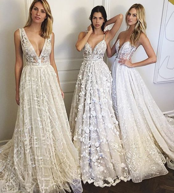 It's a #bertabridal kind of day.
