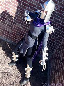 Diy shredder costume