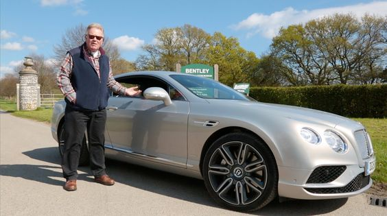 Wintonsworld Bentley GT Continental review 2016