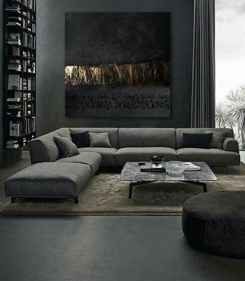 Sectional Sofas Under 300 With Images Masculine Living Rooms