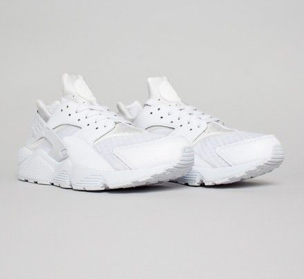 nike air max chaussure - Nike Air Huarache (White/White-Pure Platinum) | Huaraches ...