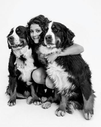 We are Family: Das grosse annabelle Familien-Shooting Redaktion: Cati Soldani, Michèle Boeckmann; Fotos: Glenn Glasser