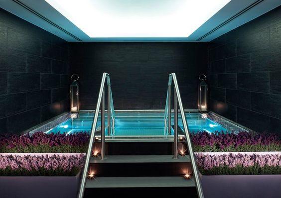 Beautiful Spa pool @ Chuan Spa London