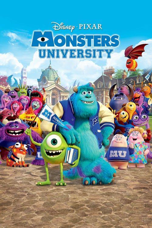 Hd Mozi Nez Monsters University 2019 Hd Teljes Film Indavideo Magyarul Monsters University Billy Crystal Peliculas Completas