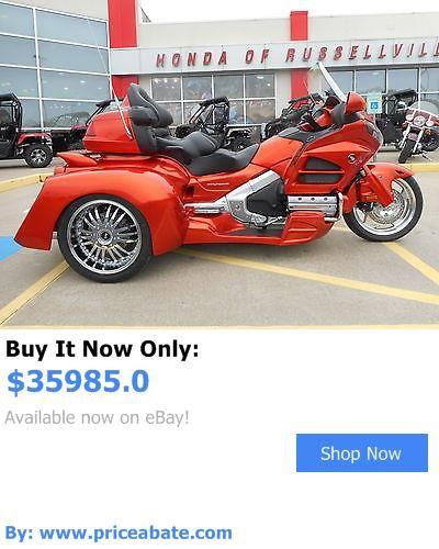 motorcycles And scooters: 2016 Honda Gold Wing 2016 Honda Goldwing Trike Gl 1800 Hannigan Hr Signature Series BUY IT NOW ONLY: $35985.0 #priceabatemotorcyclesAndscooters OR #priceabate