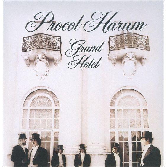 Procol Harum - Grand Hotel (Bonus Tracks) (CD)