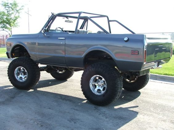 K-5 Blazer, I'll have one of these one day too
