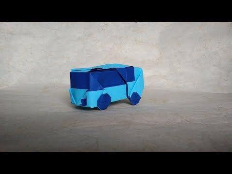 Youtube Origami Cat Origami Furniture Origami Crafts