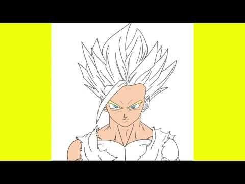 Como Dibujar A Gohan Ssj2 Dragonballsuper Dragonballheroes Gohan Como Dibujar A Goku Como Dibujar Como Dibujar Cosas