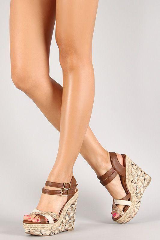 Inspirational Summer Wedges Sandals
