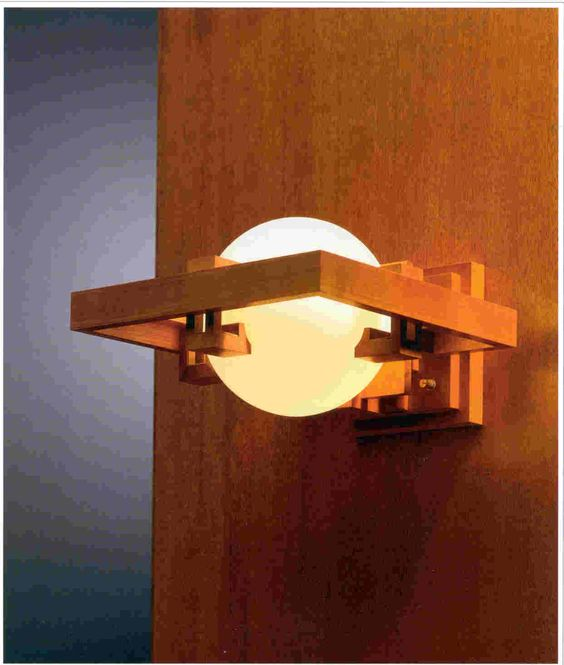 Light Fixtures Chicago: Frank Lloyd Wright, House And Search On Pinterest