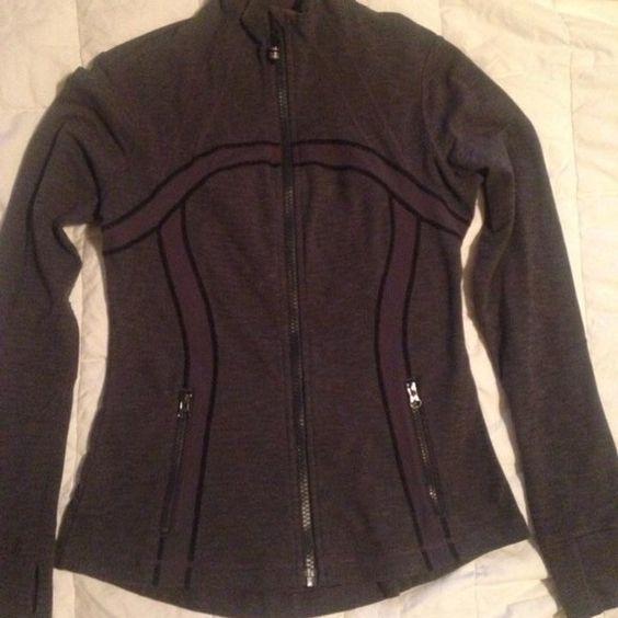 Lululemon coal pique define size 8 Coats, Pique and The ou0027jays - define excellent