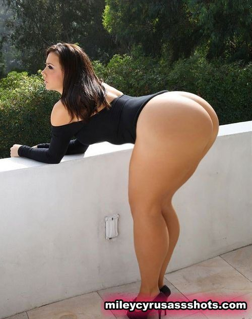 Naked big ass bent over