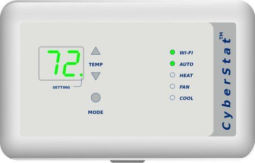 The internet other and thermostats on pinterest - Thermometre connecte wifi ...