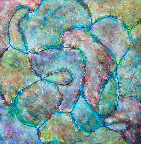 Rita Lulay Malsch, TRUST on ArtStack #rita-lulay-malsch #art