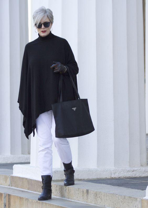 50 looks confortáveis para mulheres de 60 anos | Blog da Mari Calegari